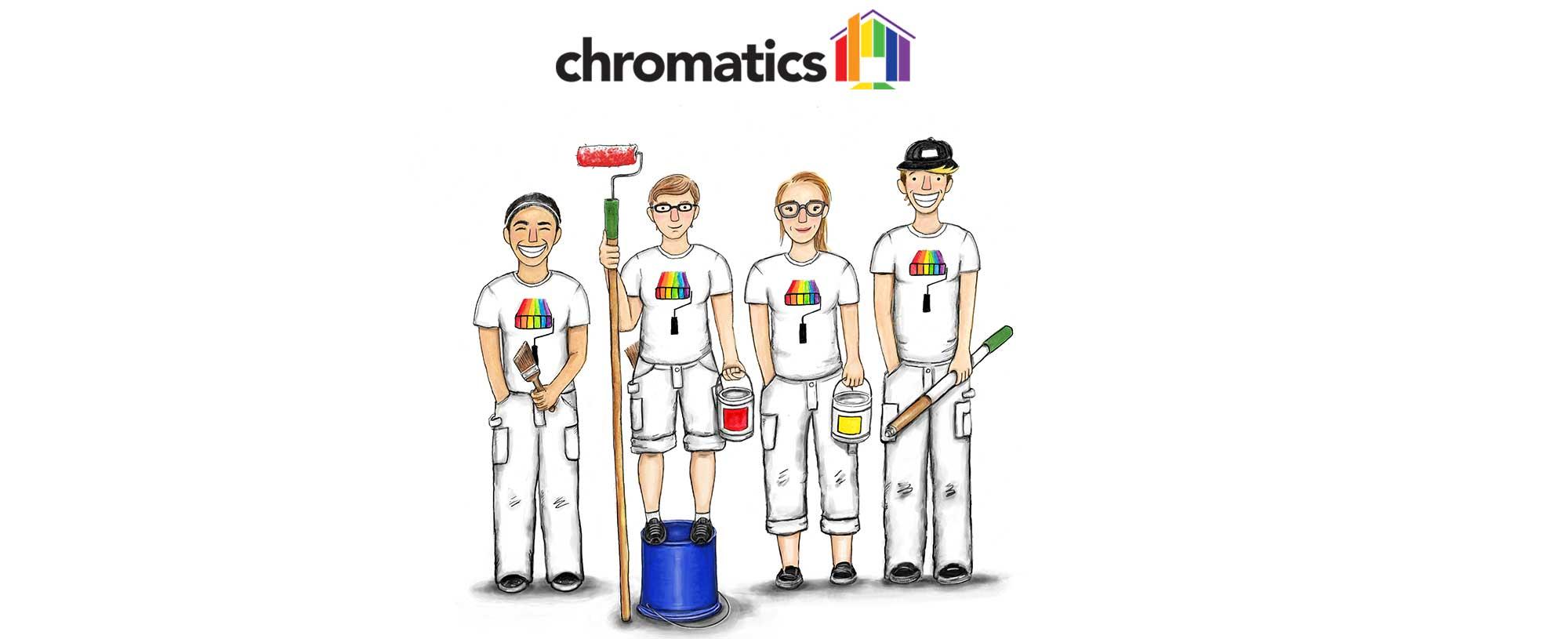 The Chromatics Crew photo