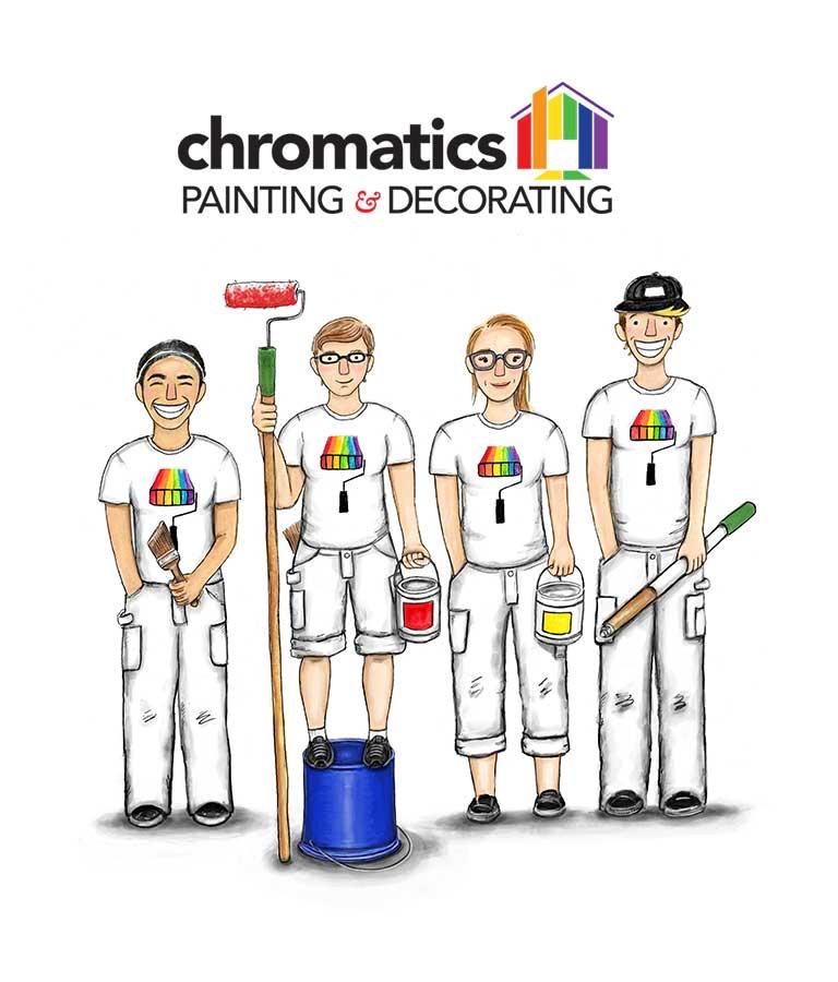 The Chromatics Crew pic